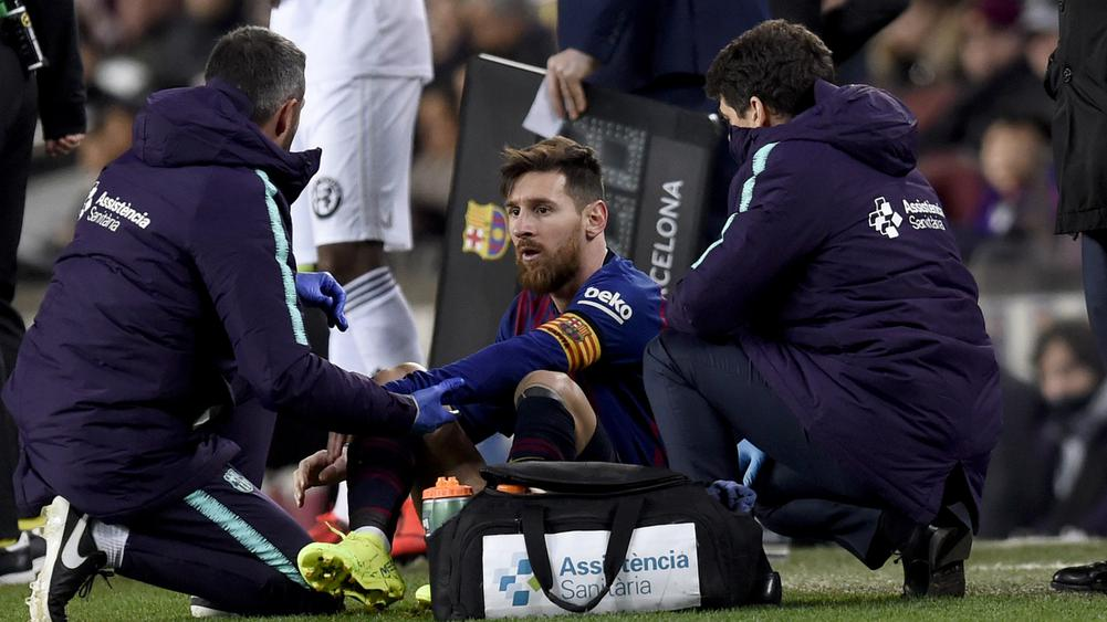 Fc Barcelona to make late call on Messi for Clasico