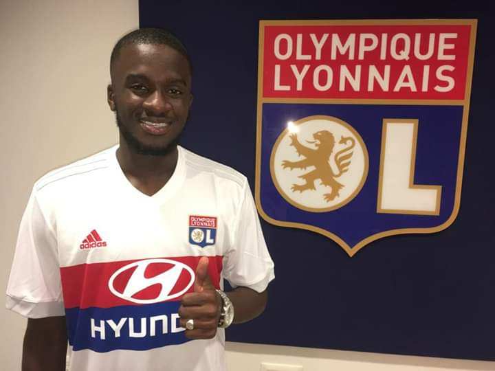 Manchester united and city follow Tanguy Ndombele