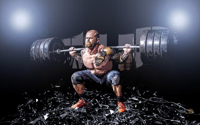 ما هو بناء العضلات