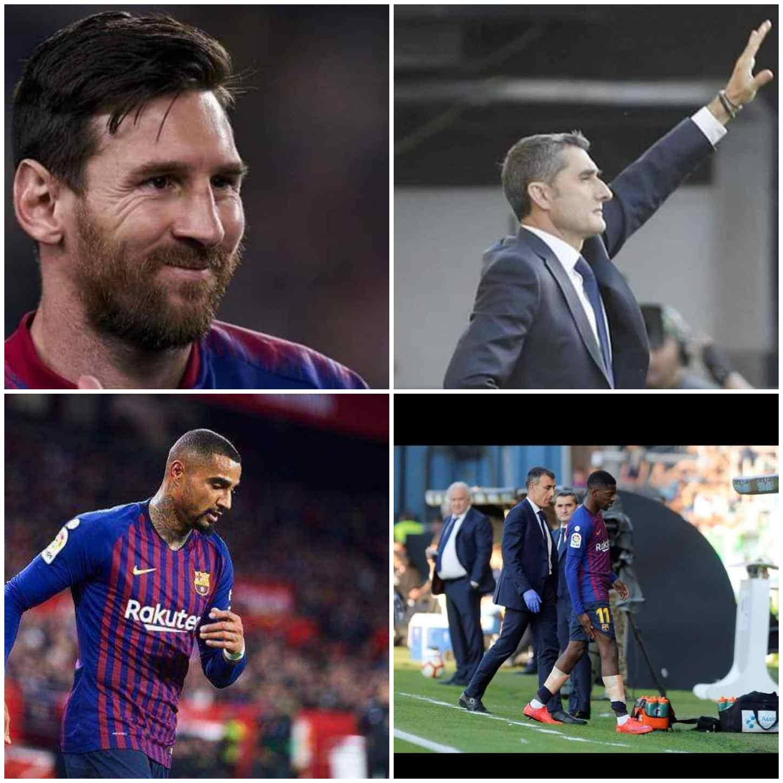 الثورة الكروية المحتملة في نادي برشلونة الموسم المقبل