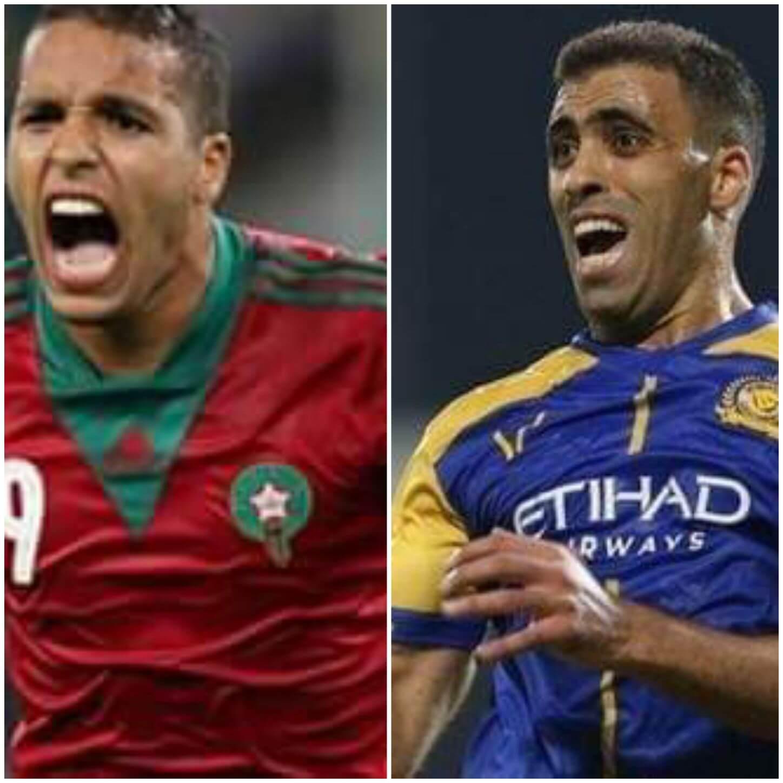 حمدالله ويوسف العربي يقودان فريقهما نحو معانقة الألقاب