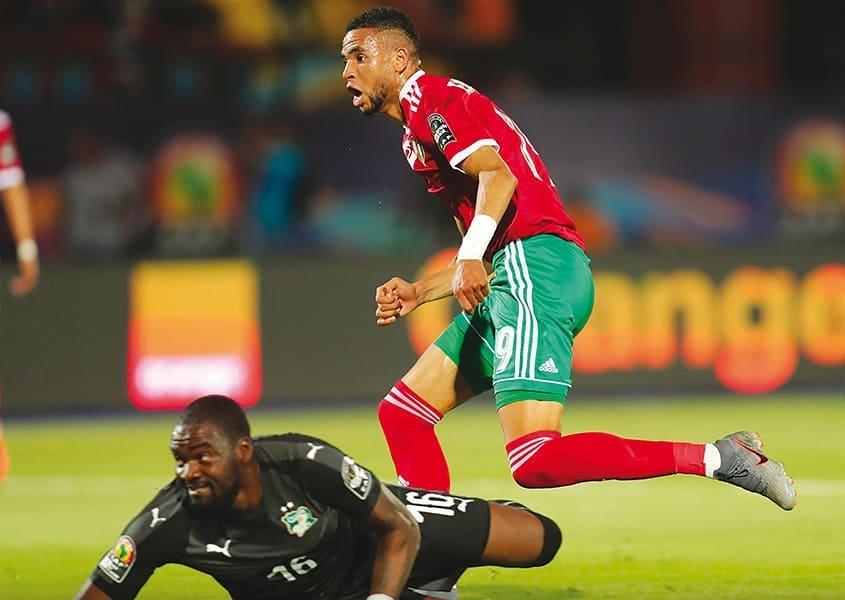 يوسف النصيري لاعب صنع لنفسه اسما في عالم كرة القدم