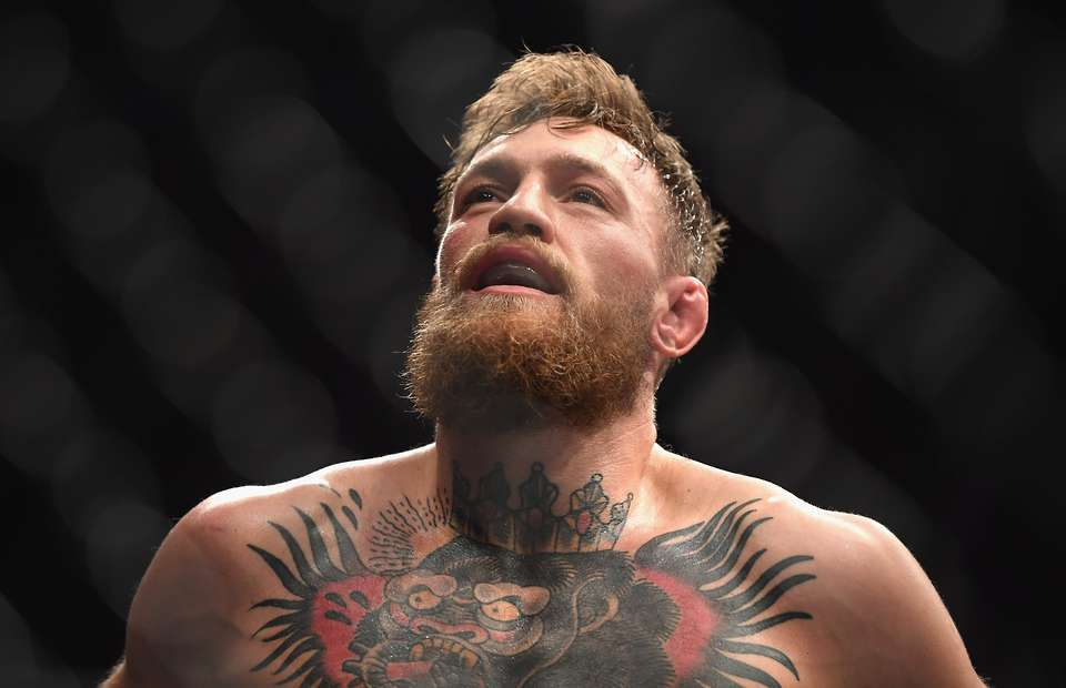 Conor McGregor sets sights on big money fight with Tenshin Nasukawa