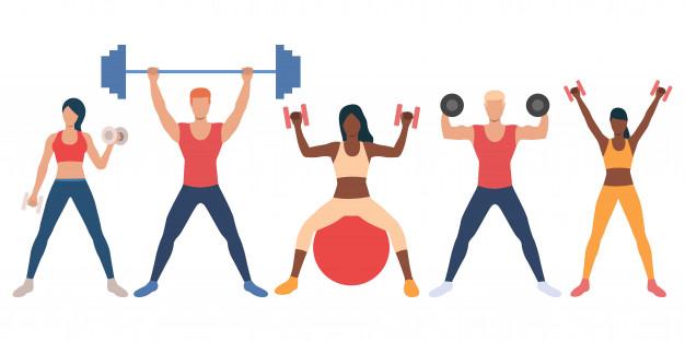 Workout 2 week 1 bodybuilding