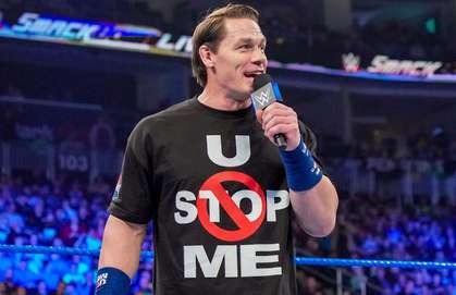John Cena talk about and explains why he'll never leave WWE out to dry