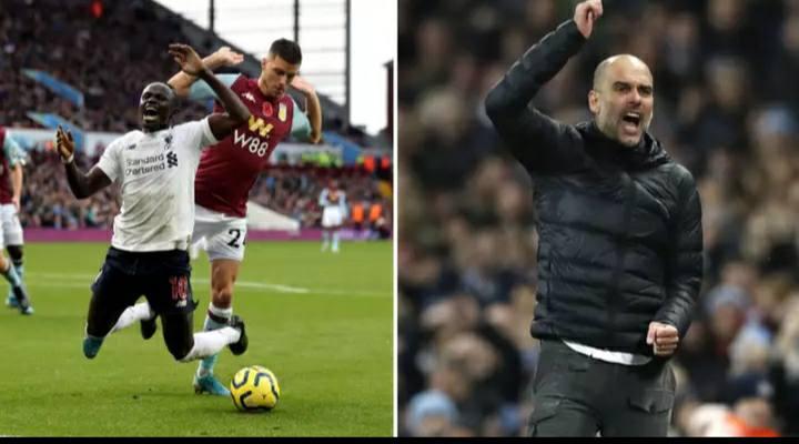 Guardiola Accuses Sadio Mane Of Being A Diver