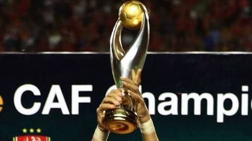 the CAF competitions finals since 1965
