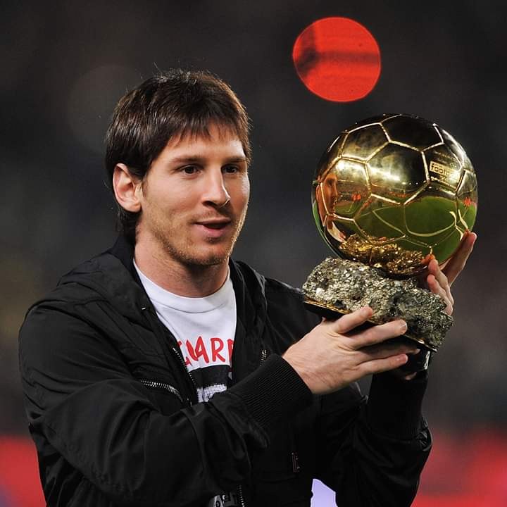 Some interesting facts about Ballon d'Or