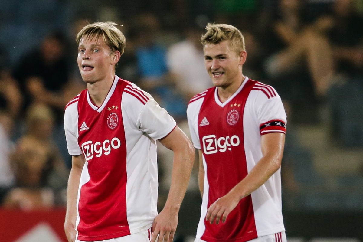 Thesporteasy: Frenkie de Jong (Ajax) would have said yes to FC Barcelona