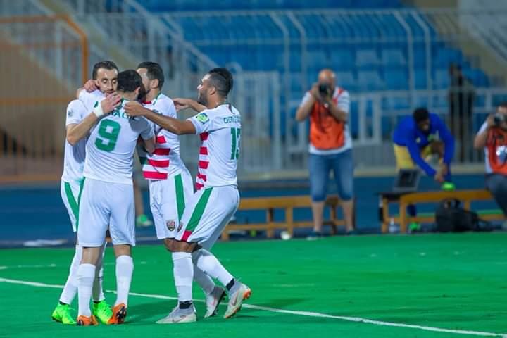 الرجاء البيضاوي يتأهل الى نصف نهائي كأس محمد السادس للابطال