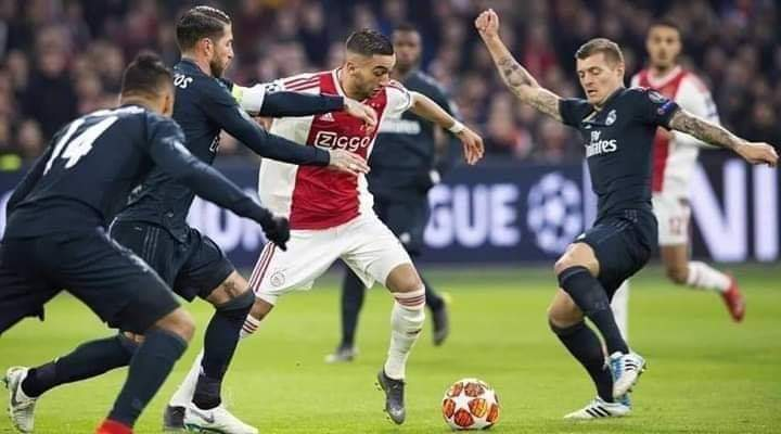 Real win  Ajax, Tottenham gives a lesson to Dortmund