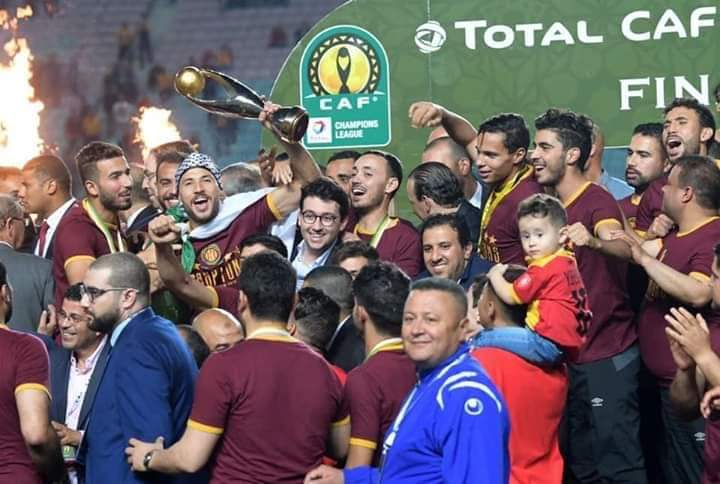 Champions  League final between Esperance and Wydad Casablanca will be replayed