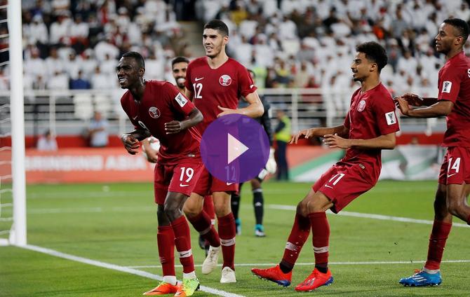 AFC Asian Cup Emirat 2019: Qatar reach final after defeating Emirat 4-0