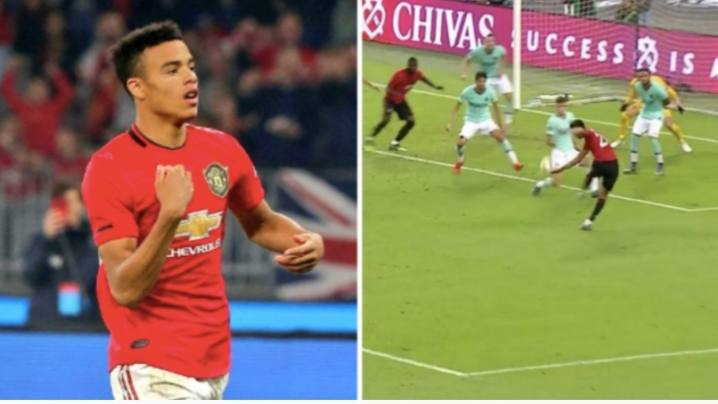 Mason Greenwood Is The Future Of reddevils