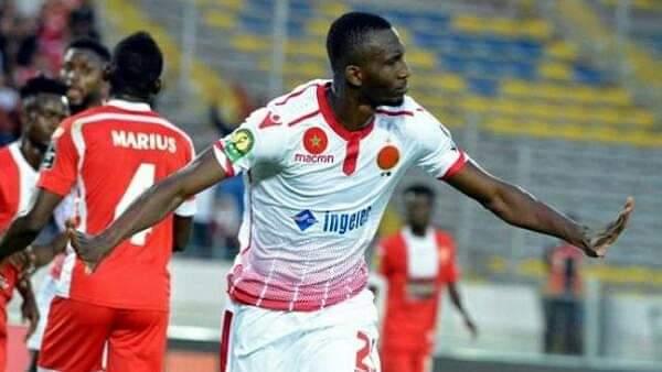 مباراة معقدة تنتهي بالتعادل الايجابي بين الوداد البيضاوي والترجي التونسي