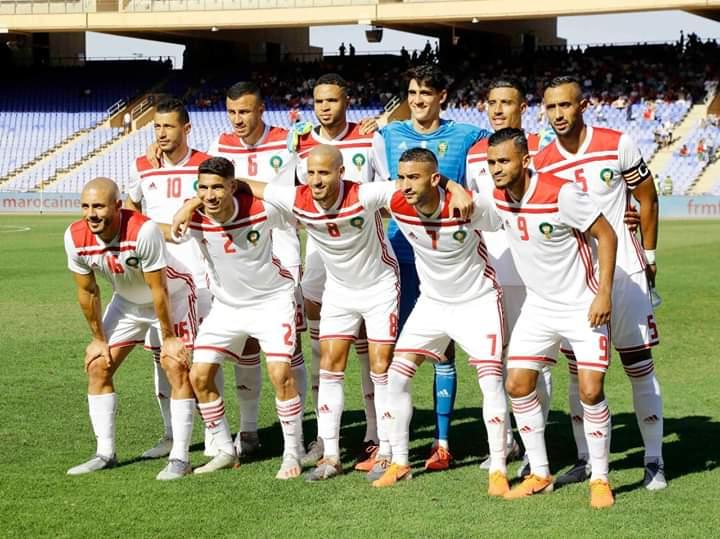 اداء باهت للمنتخب المغربي امام زامبيا