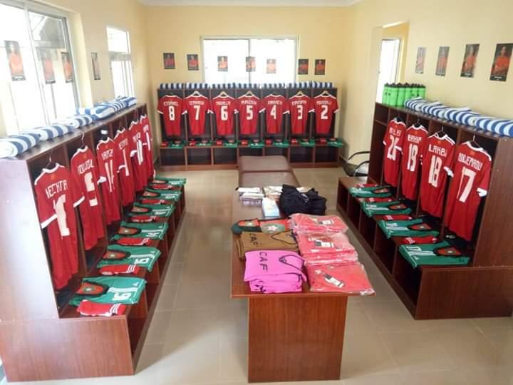 تشكيلة المنتخب الوطني لأقل من 17 أمام المنتخب السنغالي
