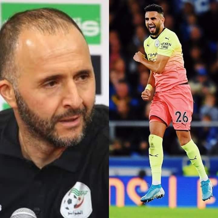 تأثير جمال بلماضي على كتيبة المنتخب الجزائري