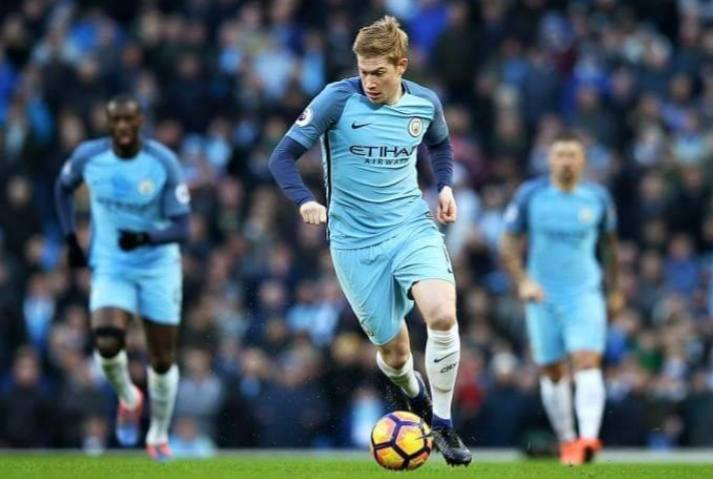 Kevin De Bruyne Top 15 assists
