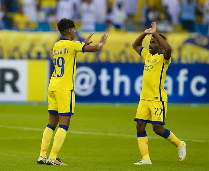 النصر السعودي يفوز على السد القطري بهدفين لهدف