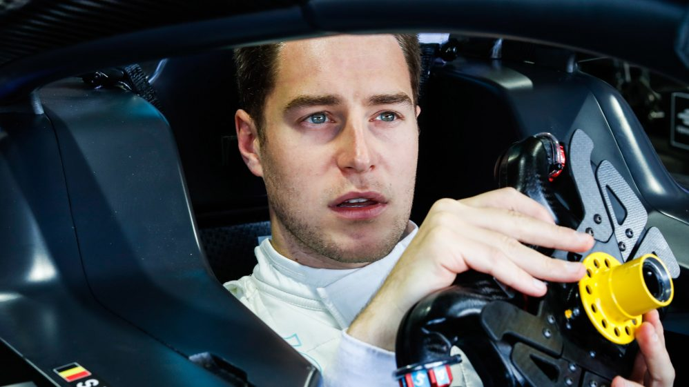 Stoffel Vandoorne  excited by Mercedes sim role for 2019