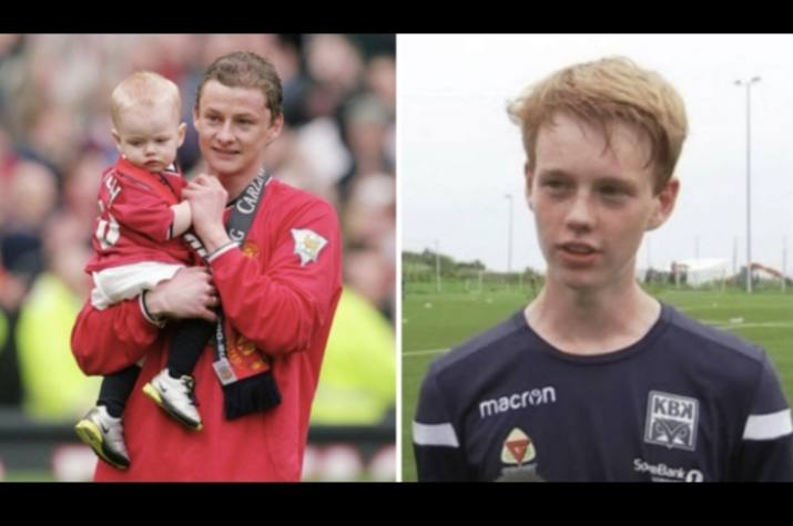 Solskjaer Son Noah Ready To Make His Senior Debut Against man United