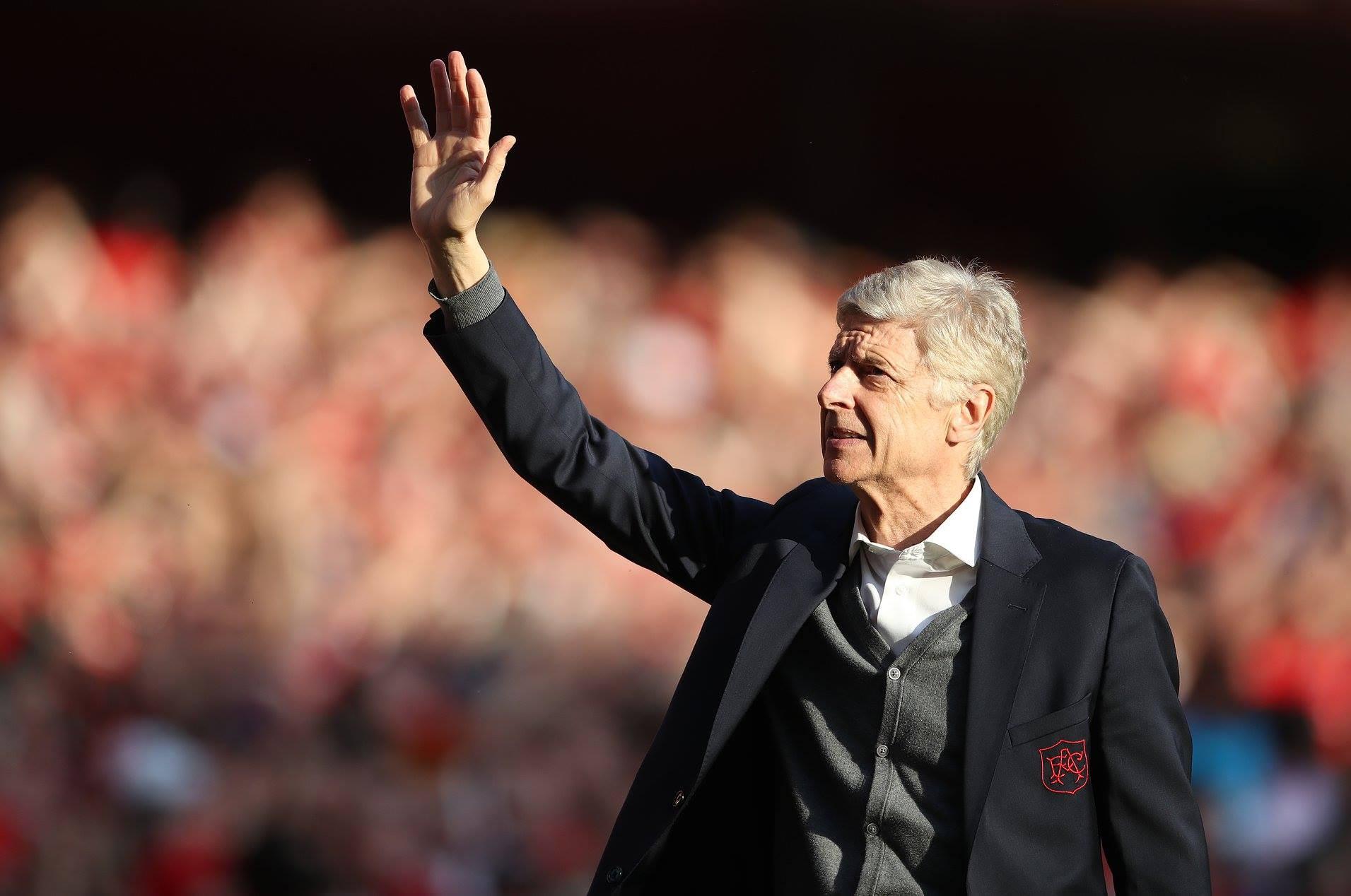 Arsene Wenger Would Be A Great Replacement For Sarri , Says David Seaman