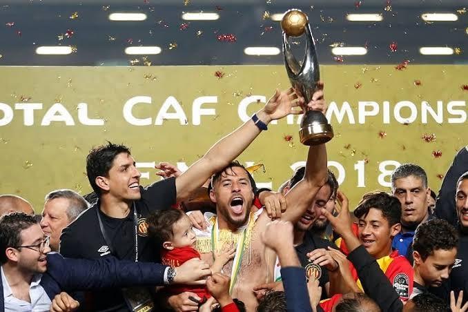 CAF CLUB RANKING