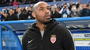 Thierry Henry suspended by AS Monaco