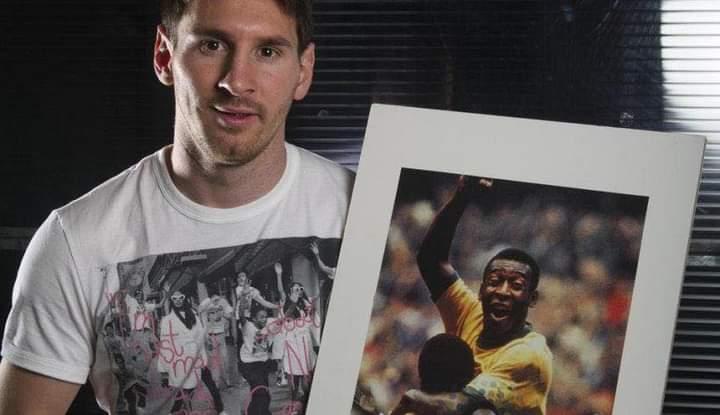 برشلونة:  هدف في مرمى فالنسيا وميسي يعادل رقم بيليه