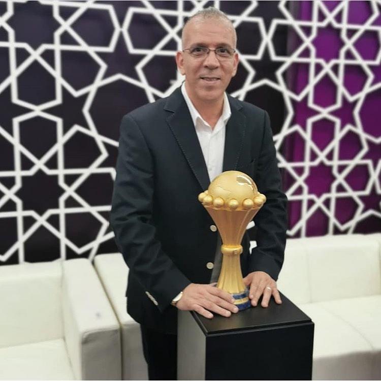 اشادة كبيرة من طرف الجماهير العربية على تعليق حفيظ الدراجي