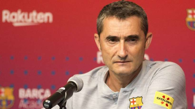Barca announces an agreement for the extension contract of Valverde