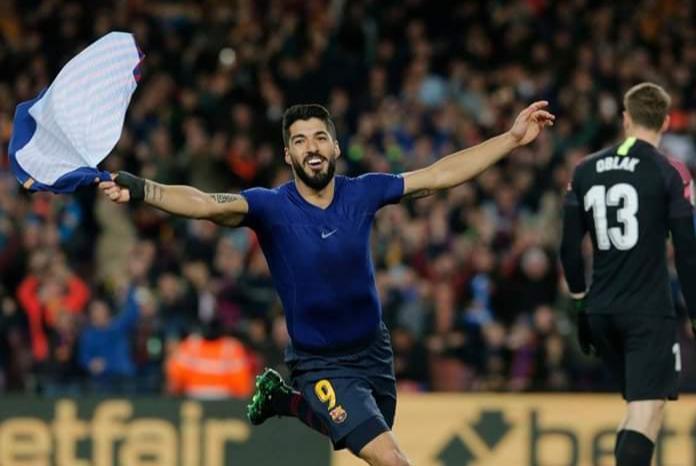 الدوري الاسباني في اسبوع اصبح قريب من البارصا بعد الفوز على اتلتيكو مدريد