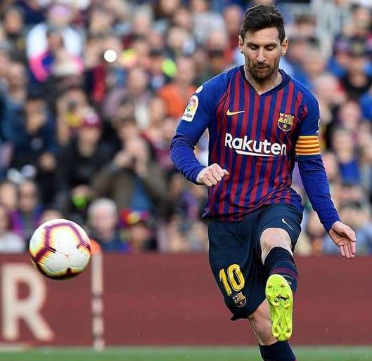 برشلونة يواصل الأنتصارات