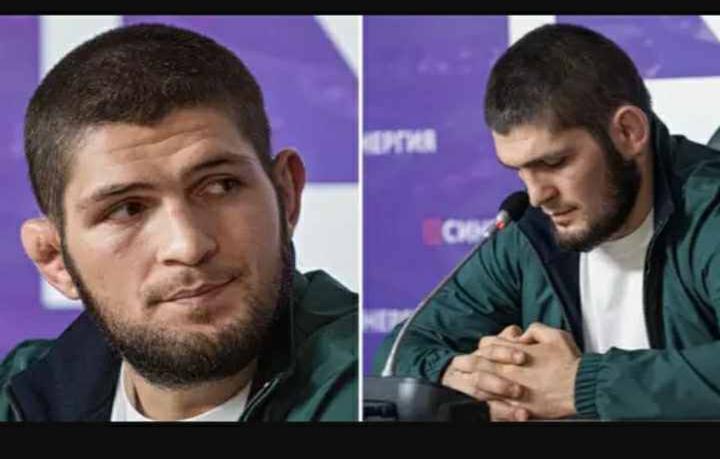 خبيب نورماغوميدوف يكشف أنه سيعود إلى بطولة القتال النهائي إذا أعطته والدته الضوء الأخضر