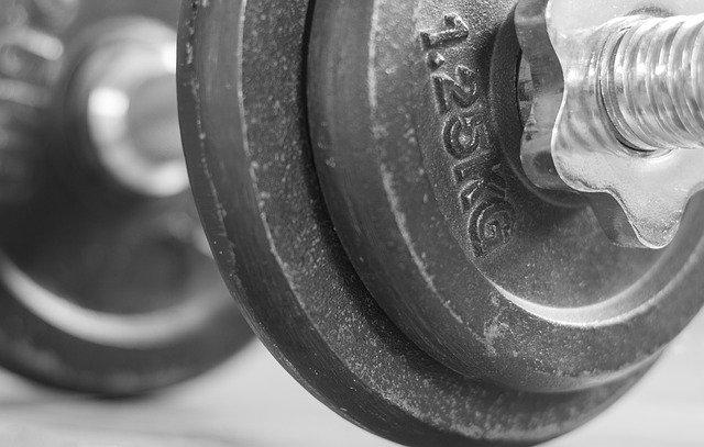 تدريب القوة في كمال الأجسام