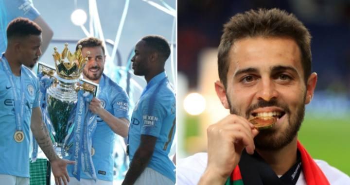 Fans Can't Believe Bernardo Silva Has Been Left Out Of The FIFA 10 man list
