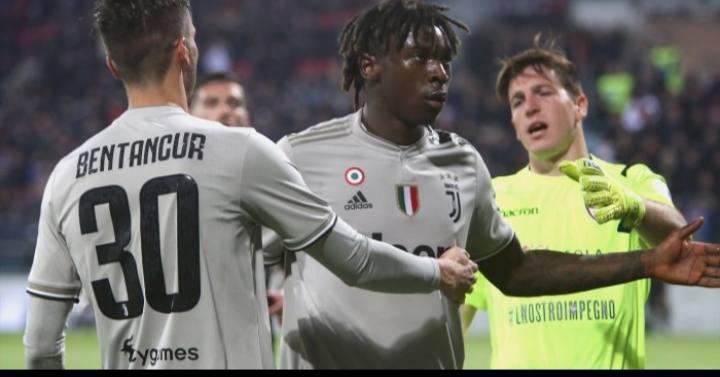 Arsenal begin talks with Juventus about moise kean