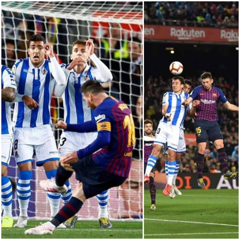 برشلونة يقترب أكثر من حسم الليغا