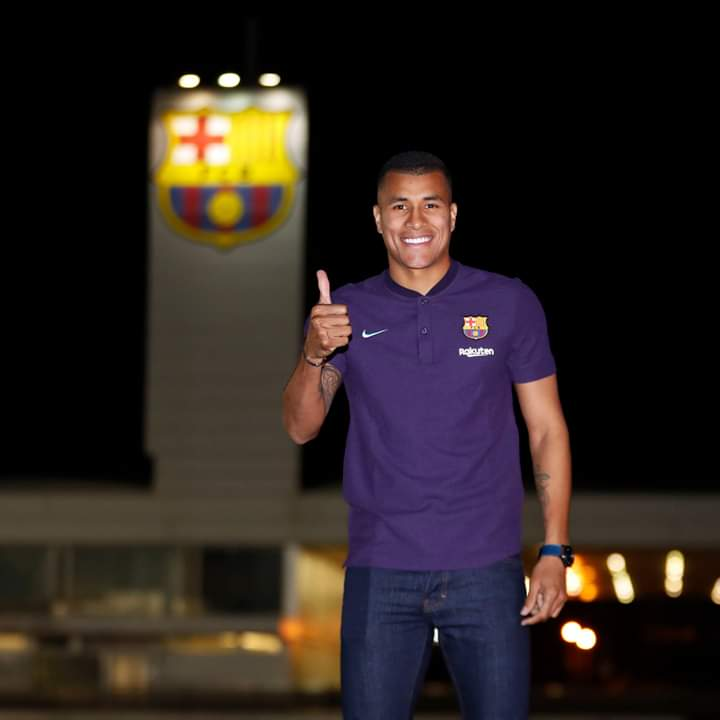 Jeison Murillo sign to Barcelone