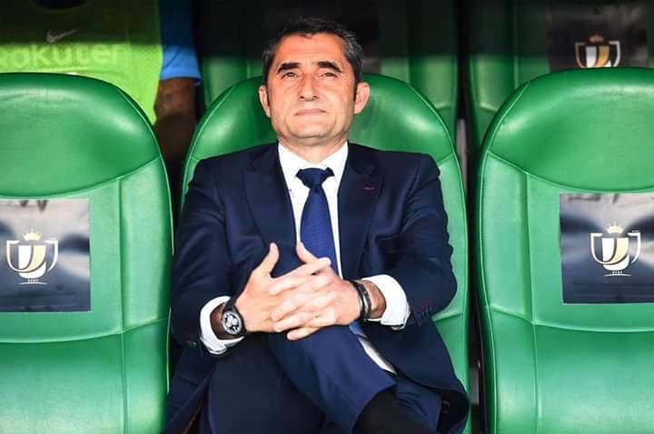 اراء غاضبة من جماهير برشلونة على فالفيردي بعد خسارة كأس الملك الاسباني