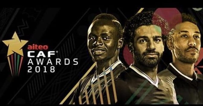 The 3 finalists for the title of best African player of the year 2018