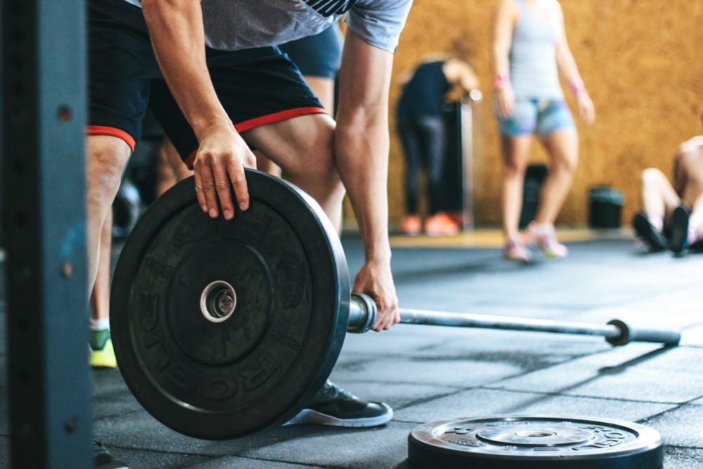 workout 1 week 6