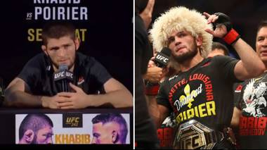 Khabib  Calls For Respect And To Be Named Pound-For-Pound Champion