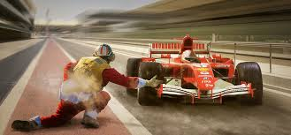 Formula One  and Hutch team up for mobile games partnership