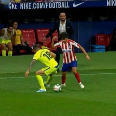 جواو فيليكس ايقونة اتلتيكو مدريد الجديدة