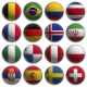 Last  FIFA   ranking for the world teams