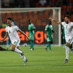 الجزائر بطلة كأس افريقيا للمرة الثانية في تاريخه