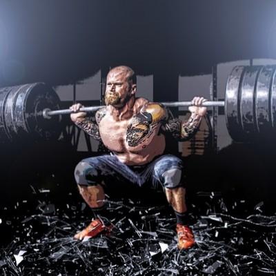 تدريب حجم العضلات