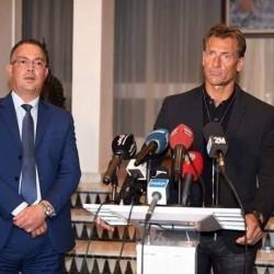 استقالة هيرفي رونار من تدريب المنتخب المغربي